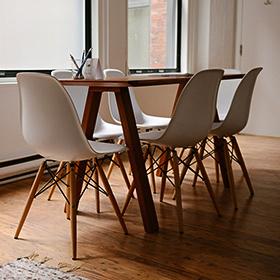 现代简约室办公桌